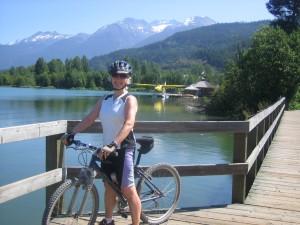 Biking in Canada