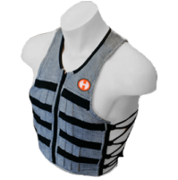 The weighted vest that Jane asked about.