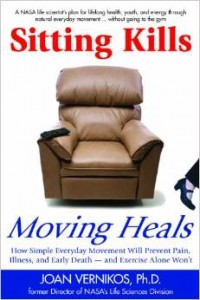 Sitting Kills, Moving Heals book cover