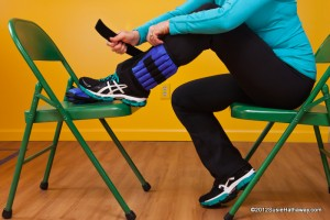 ankle weights for osteoporosis exercise  susie hathaway